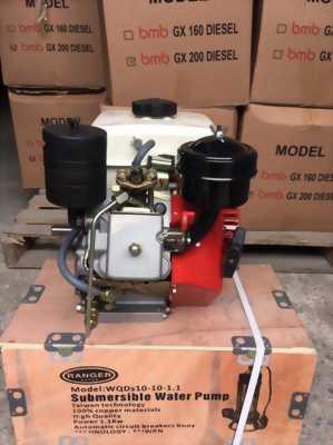 Động cơ nổ dầu diesel MD GX 200