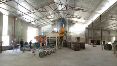 Cung cấp máy gạch không nung block xi măng cốt liệu