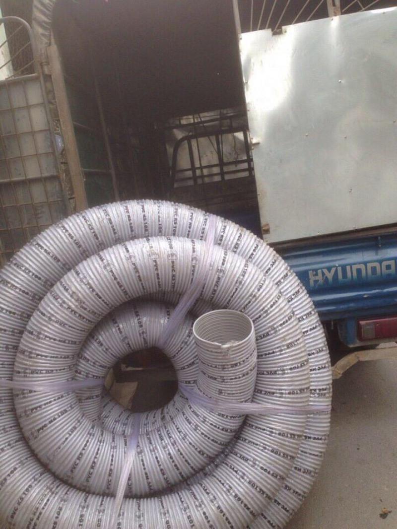 Đại lý cung cấp ống hút bụi gân nhựa - ống hút bụi gân thép
