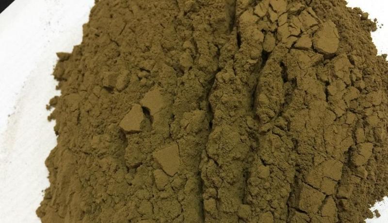 Bentonite nguyên liệu sản xuất phân bón