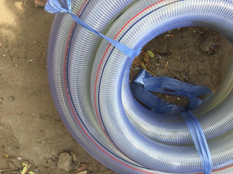 Ống nhựa xoắn kẽm- ống nhựa mềm có lõi thép