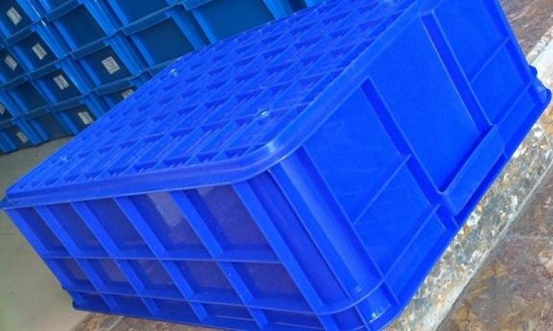 Sóng nhựa đặc, sóng nhựa công nghiệp