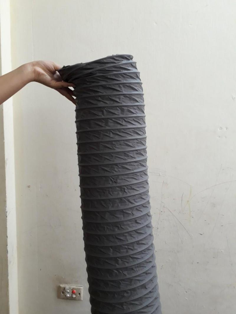 Ống gió mềm vải D75,D100,D125...D500 giá siêu rẻ