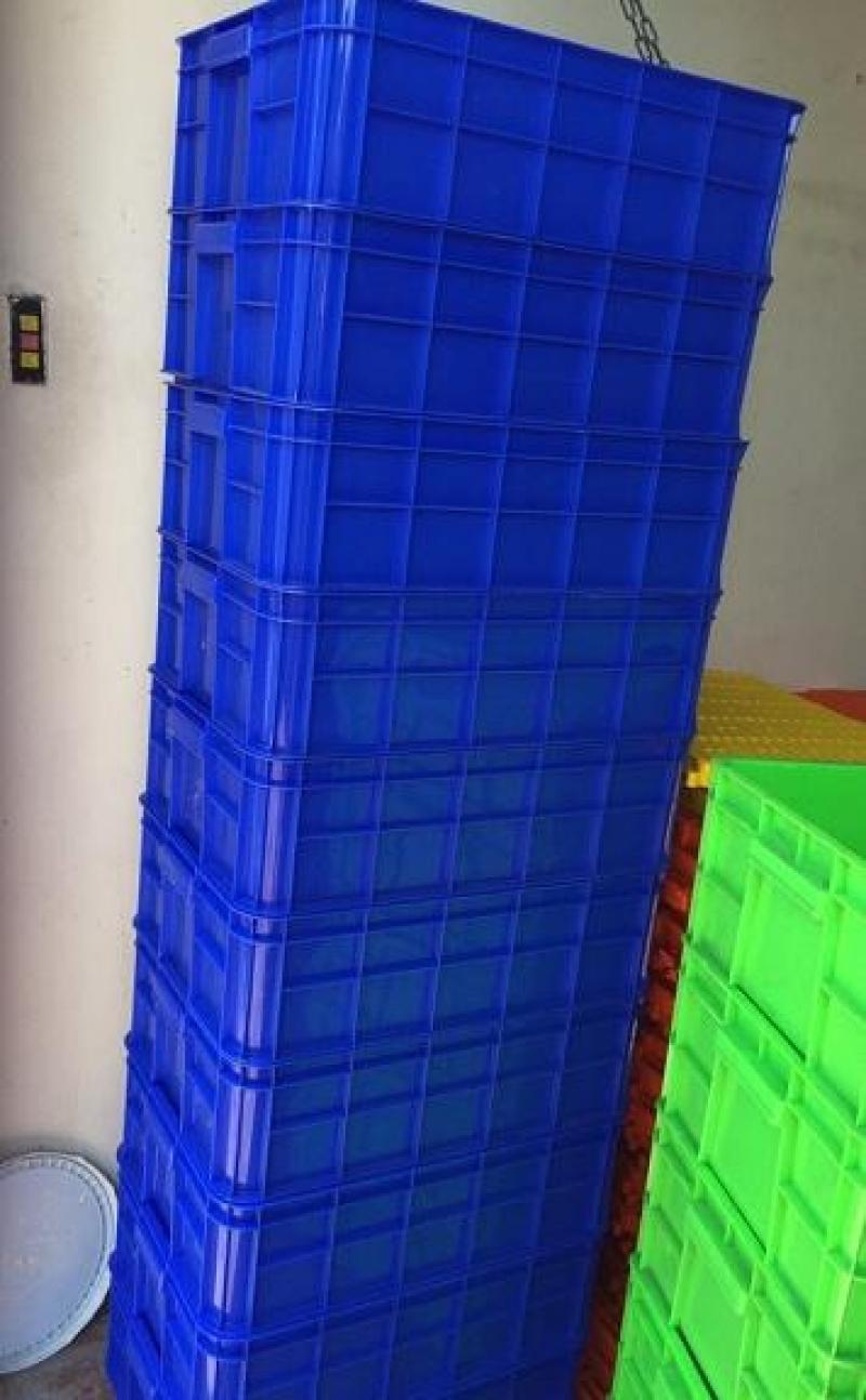 Sóng nhựa bít tại bắc ninh, thùng nhựa cơ khí
