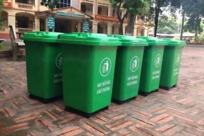 Mua thùng đựng rác tại hà nội, thanh lí thùng rác