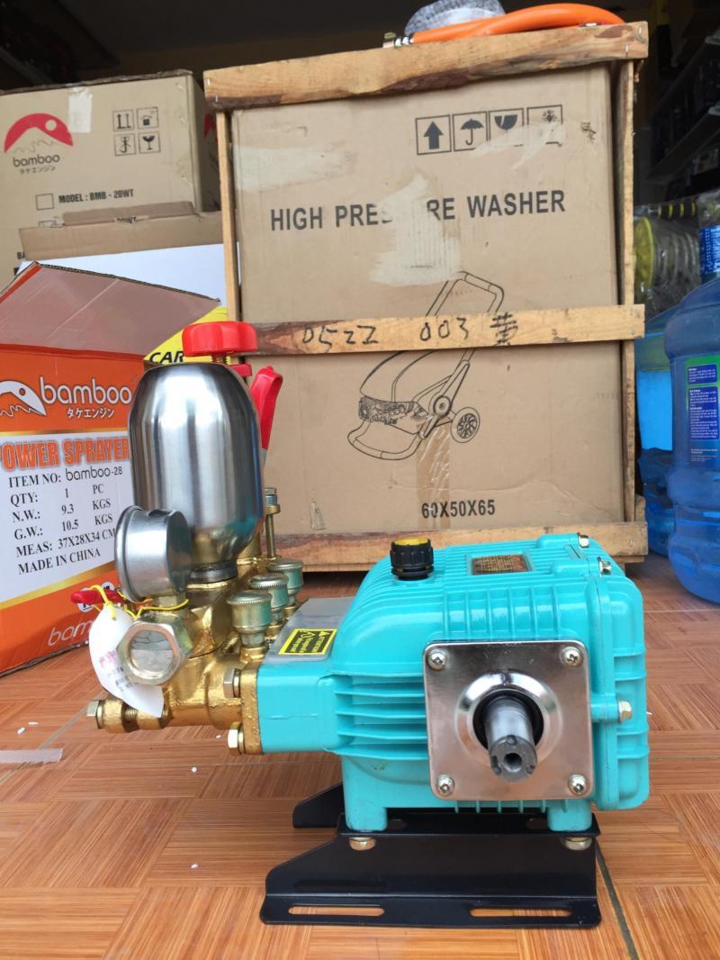 Đầu xịt rửa áp lực BMB 28 1HP