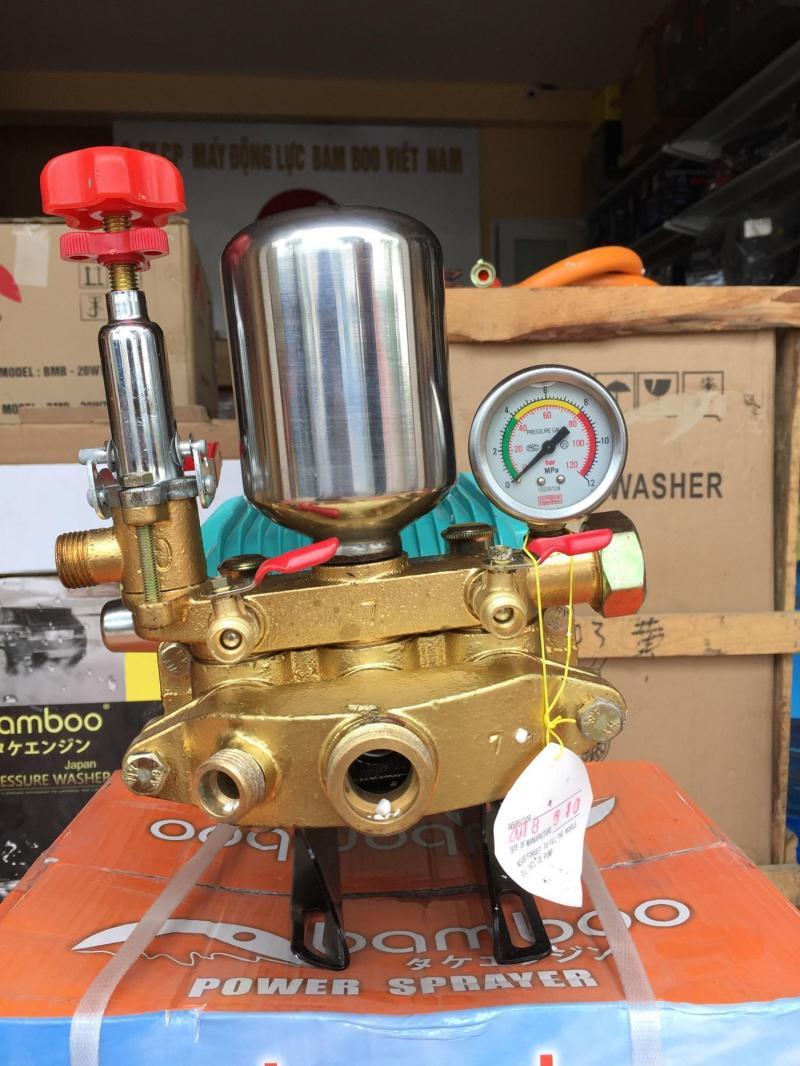 Đầu xịt rửa áp lực bamboo BMB 48 2HP