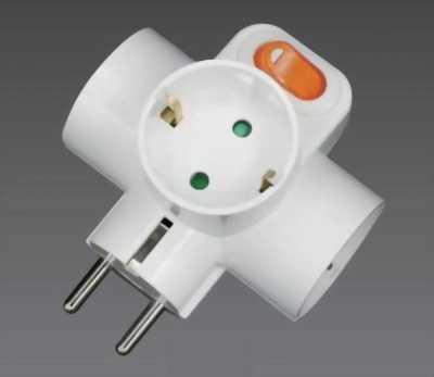 Phích cắm điện DOSEL DM2104