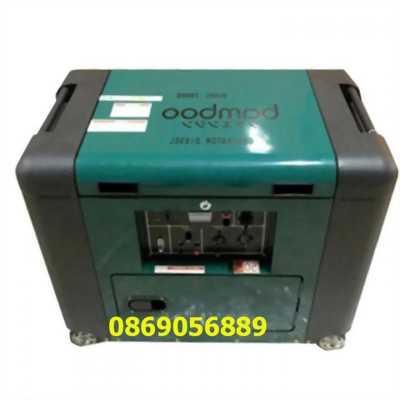 Máy phát điện dầu diesel 5,5KW bamboo BMB 7800E