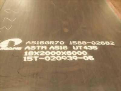 bảng giá thép tấm A515 thép tấm chịu nhiệt