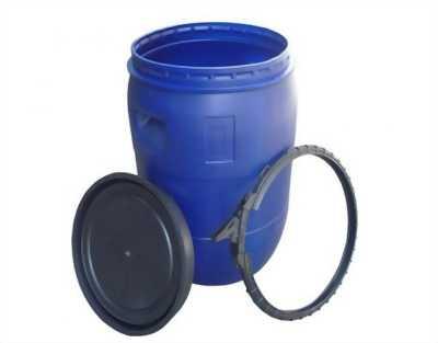 giá thùng nhựa 50 lít, thùng phuy nhựa 50 lít giá rẻ, công ty sản xuất thùng phuy