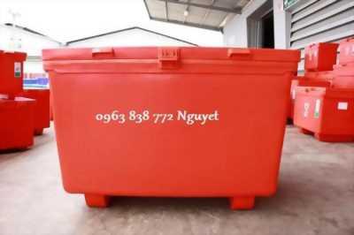 Thùng đá 800L nhập khẩu thái lan với giá siêu rẻ.
