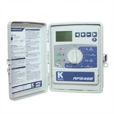 Hộp điều khiển RPS 4 6 9 van - Irrigation Controller chính hãng Krain