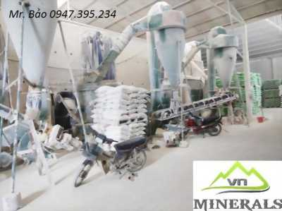 Chuyên sản xuất và cung cấp Vôi bột vôi cục dùng trong xử lý nước thải