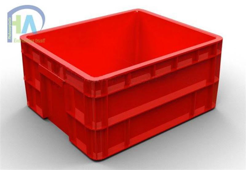 Thanh lí thùng nhựa sóng bit KPT02