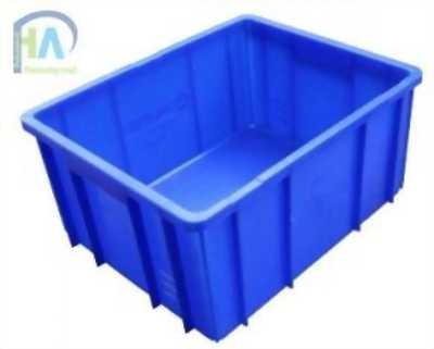 Cung cấp thùng nhựa đặc B10 Phú Hòa An giá tốt trên toàn quốc