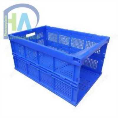 Thanh lí thùng nhựa gấp 3T1 Phú Hòa An số lượng lớn