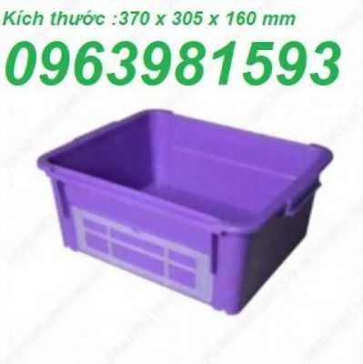 Thùng nhựa có nắp đậy, thùng nhựa B4, thùng nhựa đựng linh kiện, thùng nhựa để đồ cơ khí, hộp nhựa đựng phụ tùng tại Hà Nội.