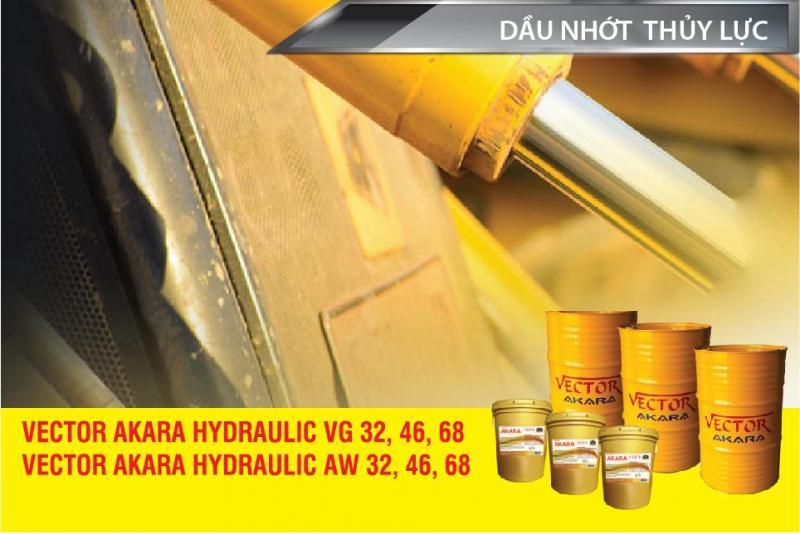 Cung cấp dầu thủy lực (nhớt 10), dầu động cơ, dầu cắt gọt, dầu truyền nhiệt... chính hãng