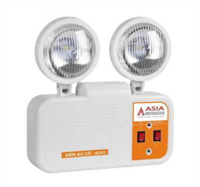 Đèn sự cố thoát hiểm asia SC01 giá tốt