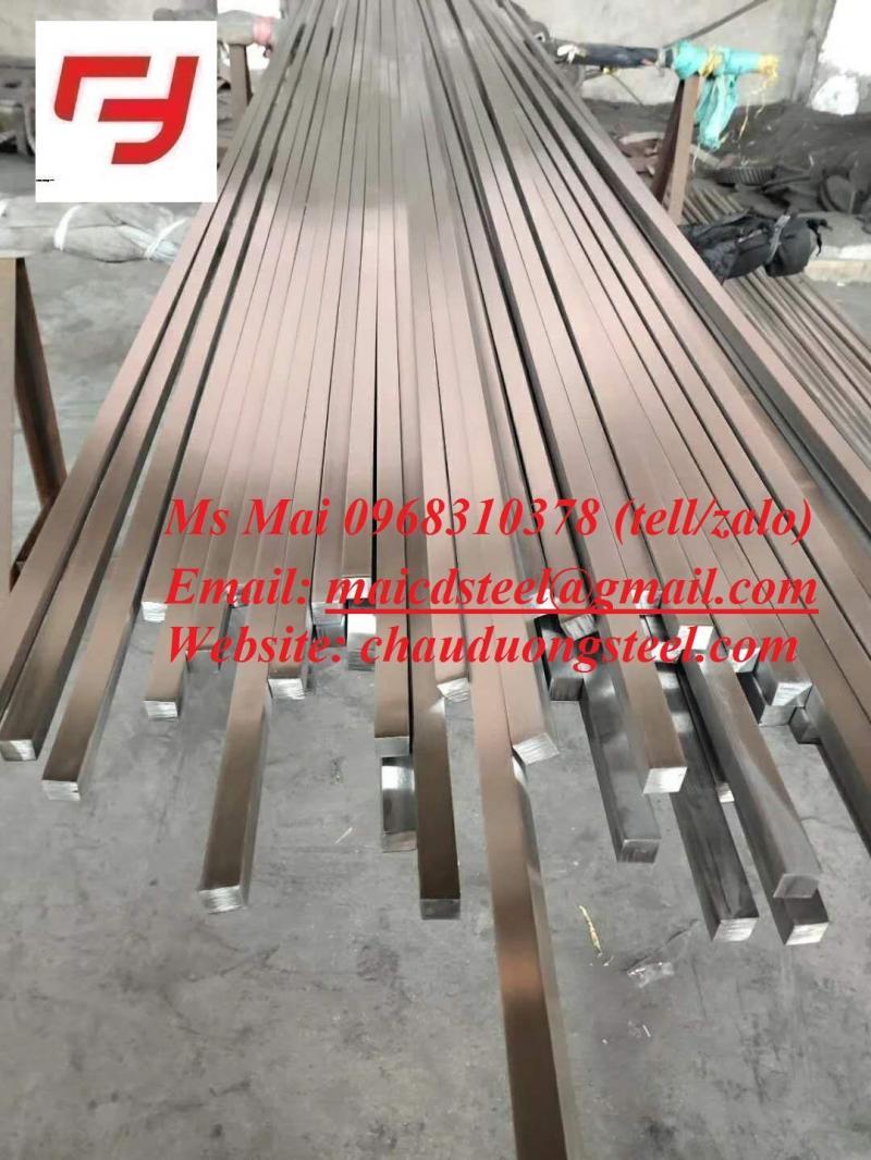 Thanh inox sus440c giá trực tiếp tại nhà máy Fengyang