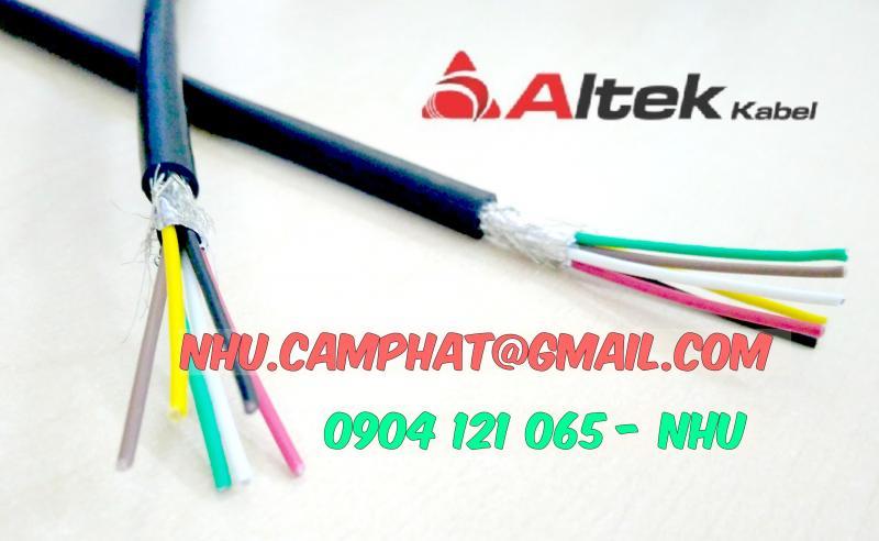 Chuyên cung cấp cáp tín hiệu altek kabel