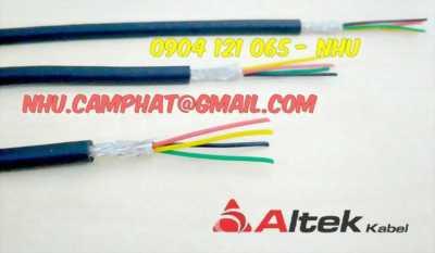 Cáp tín hiệu chống nhiễu altek kabel tiêu chuẩn CE