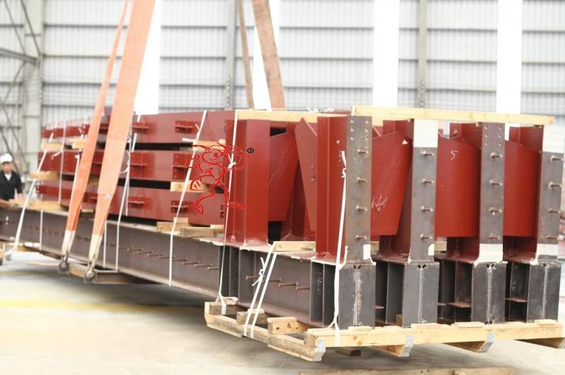 Packing - professional steel structure binding