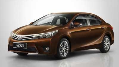 Toyota Corolla Altis 2015 Số sàn