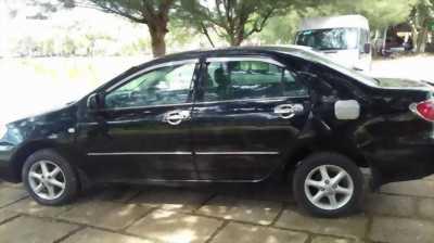 Mình cần bán ô tô Toyota Corolla Altis G Black 2003 rất mới siêu đẹp, giá rẻ do mình cần đi nhanh, fix cho khách cần