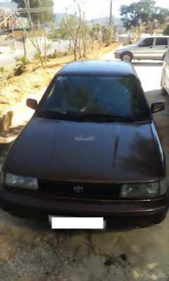 Cần bán xe Toyota corolla 2 cầu đời 1988 dòng Sedan