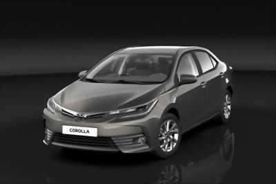 Toyota Corolla Altis mới đã có mặt tại Thái Lan