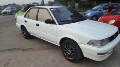 Mình muốn tiễn em xe Toyota Corallo màu trắng còn mới này với giá ngạc nhiên cho mọi người nhé.