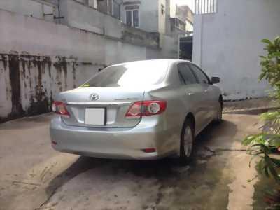 Bán Toyota Altis 2010 bảng 1.8 tự động màu Xám zin cọp một chủ.