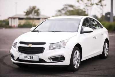 Chevrolet Cruze Số sàn - Trả góp đến 100% giá xe