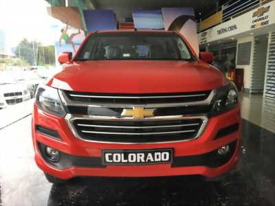 Chevrolet Colorado LT 2017 mới, Khuyến mãi 20 triệu