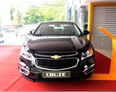 Chevrolet Cruze 2017 LTZ mới, Khuyến mãi 60 triệu,hỗ trợ vay nhanh chóng
