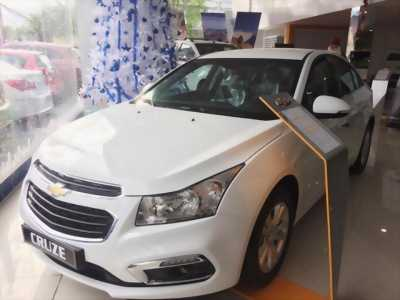 Chevrolet Cruze new 2017 hỗ trợ vay 100%  Uber/Grab