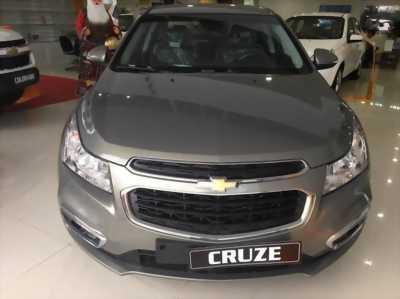 Chevrolet Cruze 2017 số sàn màu xám