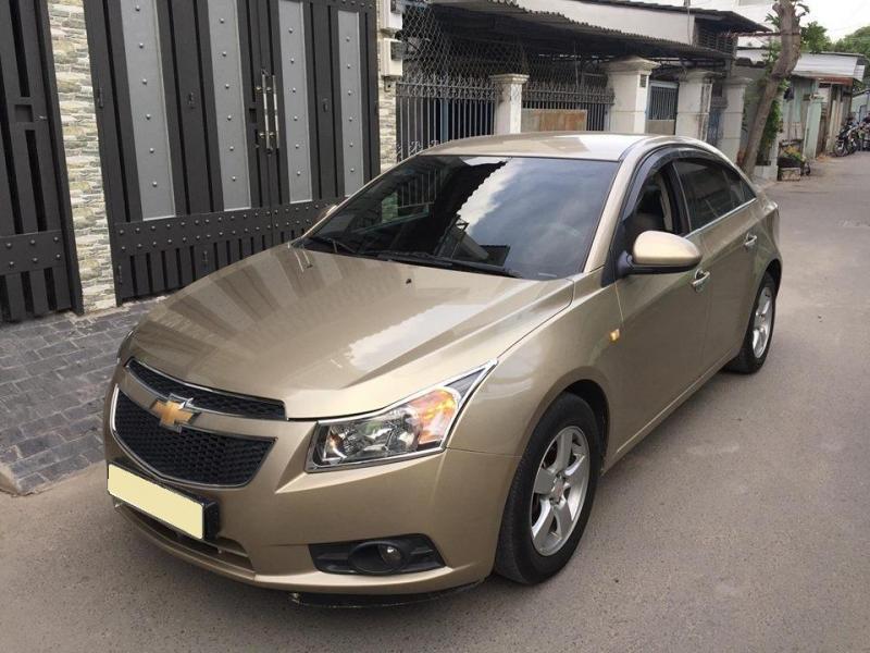 Bán xe Chevrolet Cruze LS số sàn 2011 ở Gò Vấp