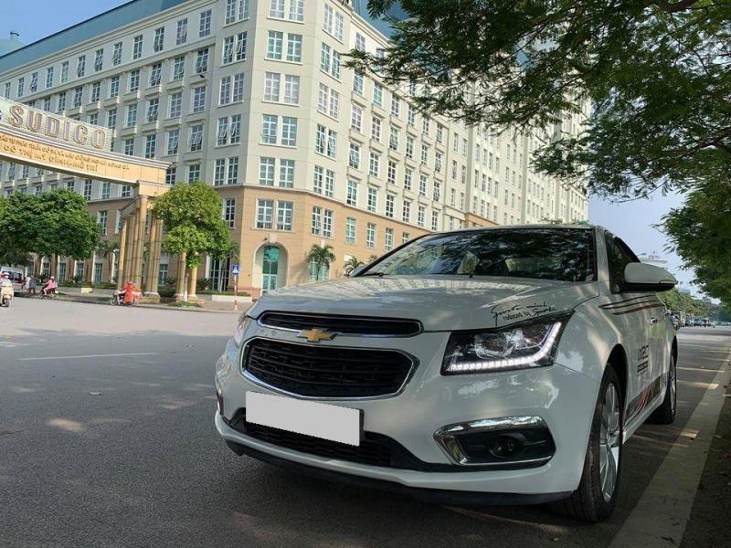 Bán Chevrolet Cruze Ltz 2017