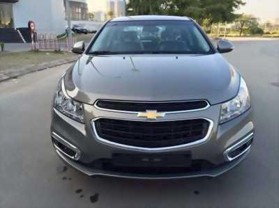 Chevrolet Cruze 2017 số sàn, vay 100% ACE kinh doanh Uber Grab