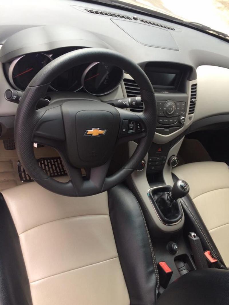 Bán xe Chevrolet Cruze 2016 số sàn tại HCM