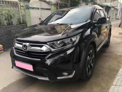Cần bán xe Honda CRV 2019 nhập Thái Lan, số tự động màu xám