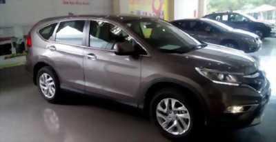 Bán xe CRV 2.4 đời 2015 màu Titan giá siêu rẻ