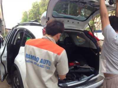 Độ cốp điện tự động cho xe honda CRV tại Hà Nội -  Rambo