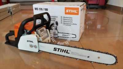 Cưa xích mini Stihl 170 giá rẻ bất ngờ,mua máy cưa gỗ