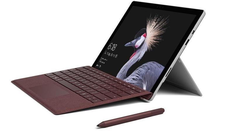 Tổng quan về New Surface Pro