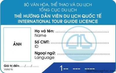 Đào tạo chứng chỉ hướng dẫn viên tại Nha Trang