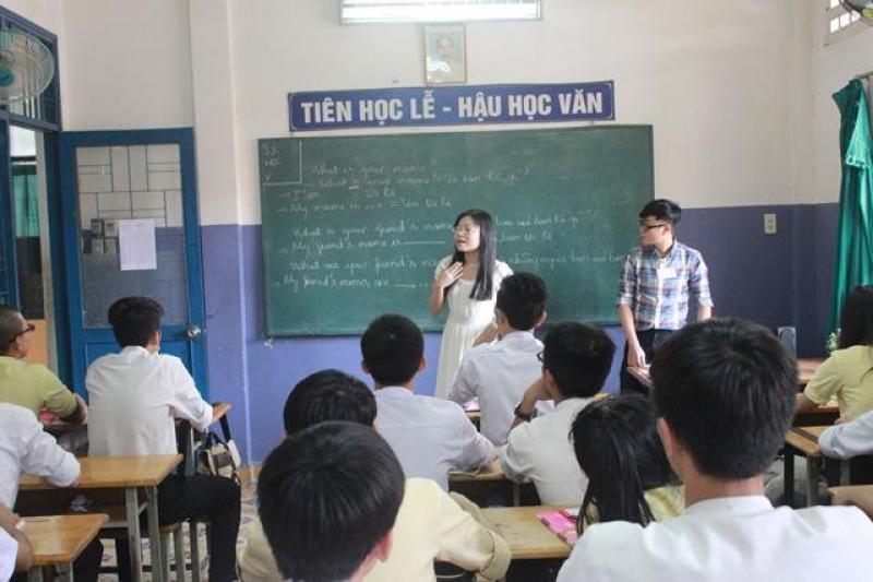Đào tạo NV sư phạm trung cấp chuyên nghiệp